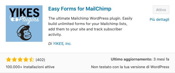 collegare-newsletter-mailchimp-wordpress