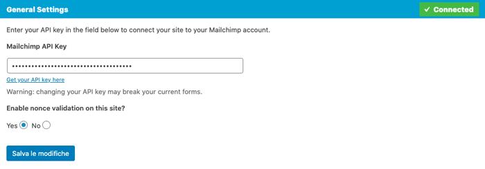 copiare-api-key-mailchimp-wordpress