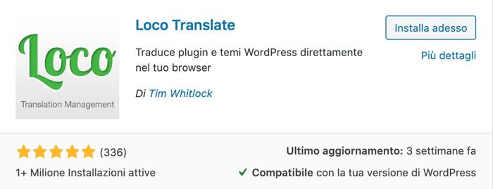 plugin-loco-translate-per-tradurre-wordpress